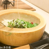東京お台場のチーズクラフトワークスの巨大チーズw